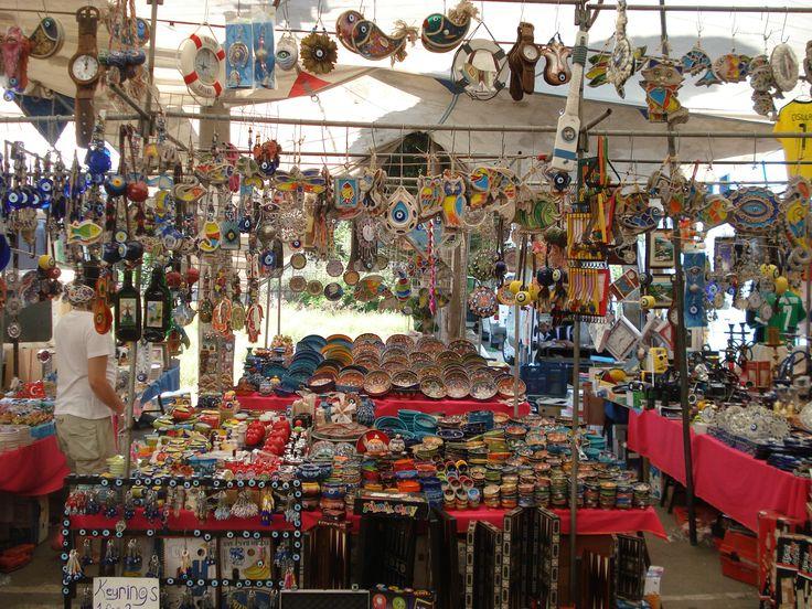 Turgutreis Market, Turgutreis, Turkey (Photo by R. Southall)