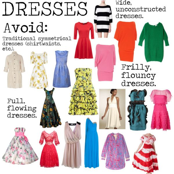 Dresses Avoid