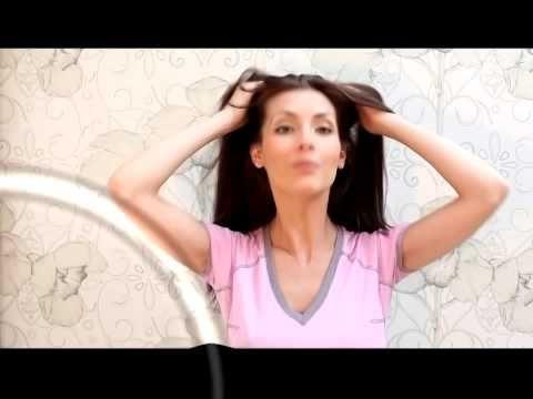 Массаж головы для роста волос | Видео