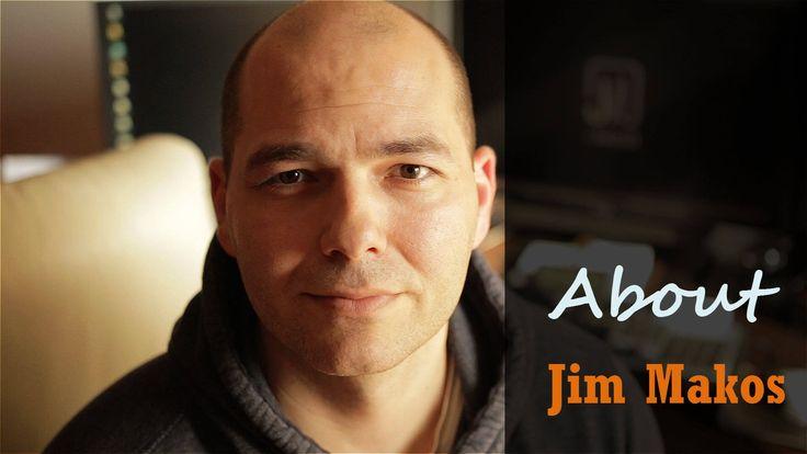 About Jim Makos: An Introduction