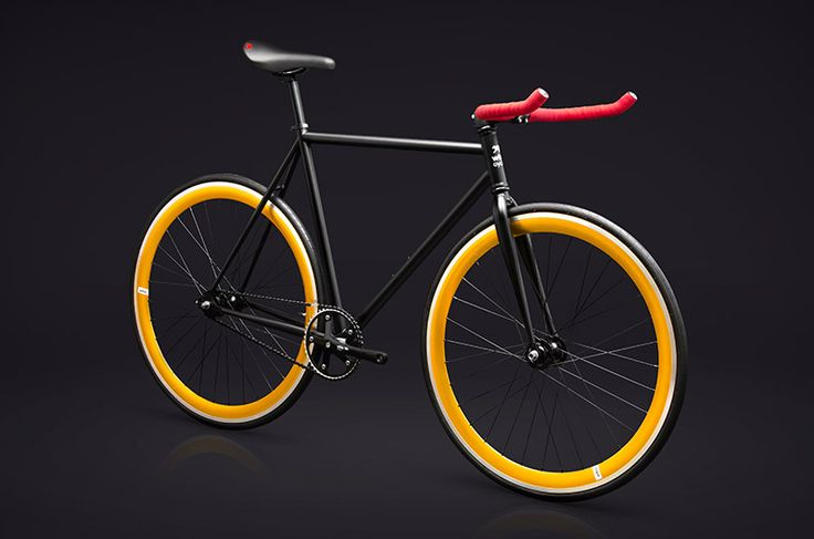 MAGMA from 429€ AN ECCENTRIC RISK-TAKER. DARES TO TAKE THE BEST AND MAKES IT IMMORTAL Wlkie Cycles - Top quality single speed & fixed gear bicycles.