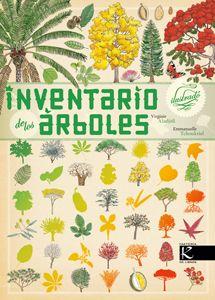 Inventario ilustrado de los árboles. Editorial Kalandraka.