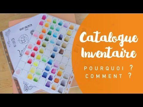 Catalogue/inventaire: Pourquoi? Comment? - YouTube