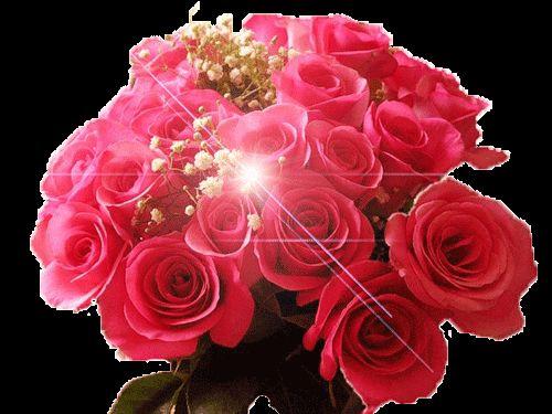 GIFS HERMOSOS: flores encontrradas en la web