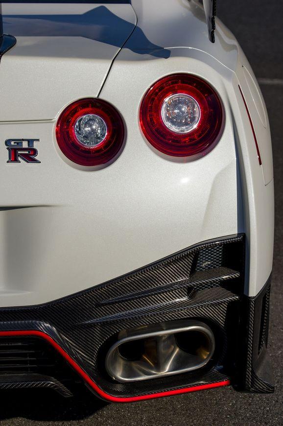 GTR. One fine ass.