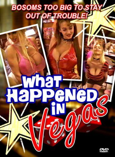 What Happened In Vegas:   In Vegas, when you're dealing from a deck that's stacked, you know you're going to get a wild card or two/i!  Some of the most popular erotic superstars of the era take you on a tour of the fun at the video and glamor industry conventions of the 90's.  Everything that happened at the conventions on and off/i the convention floor, including cameo appearances by Jenny McCarthy/b and Penn Gillette of Penn and Teller/b.