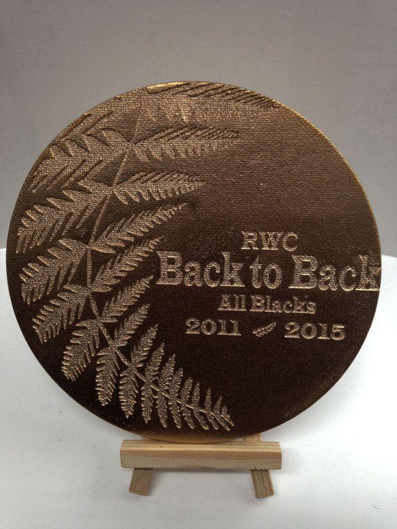 All blacks souvenir RWC 2015 Rugby World Cup Final by DreamADesign