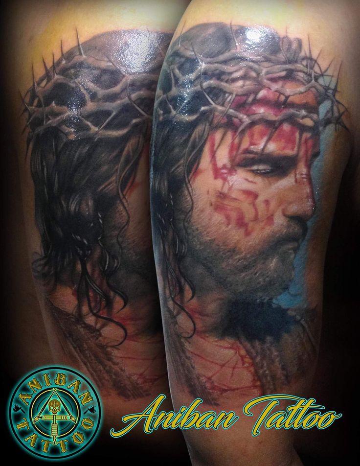 best 25 christ tattoo ideas on pinterest jesus forearm tattoo forearm word tattoo and i can. Black Bedroom Furniture Sets. Home Design Ideas