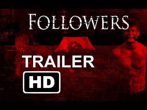 Followers is a social media thriller.   A social media couple's camping trip is ruined by filmmakers making a documentary on how easy it is to track someone down off social media and kill them!  NOW available in the UK to buy on Amazon http://amzn.to/2tc3kPY  Directed by Ryan Justice Produced by Ian Longen, Ryan Justice  & Jason Henne  Starring :Justin Maina, Amanda Delaney, Nishant Gogna & Sean Michael Gloria