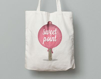 """Check out new work on my @Behance portfolio: """"SWEET POINT BRANDING"""" http://be.net/gallery/45750167/SWEET-POINT-BRANDING"""