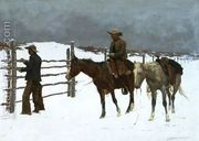 Frederic Remington: The Fall Of The Cowboy