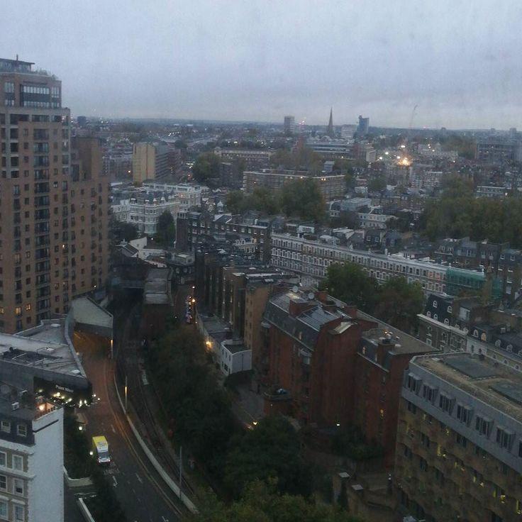 London awakes.