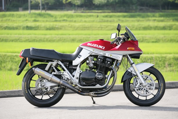 Suzuki GSX 1100 S Katana by JB-Power