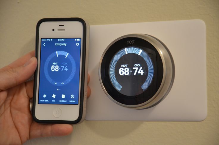 217 best mixed bunch images on pinterest family life - Thermostat connecte nest ...