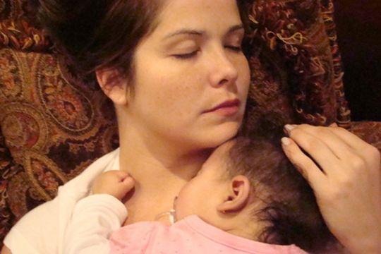 Samara Felippo participa do primeiro encontro online para mães solteiras no Brasil (Foto: Reprodução Twitter)