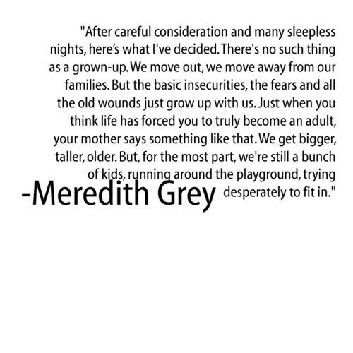 Grey's Anatomy: