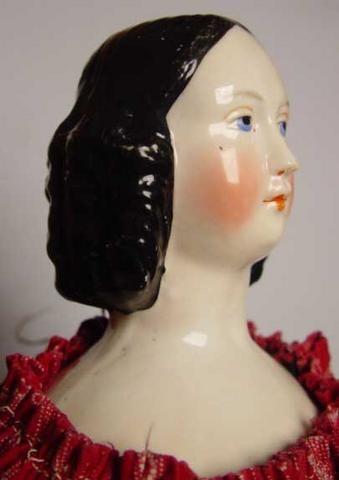 "1840'S ""Lydia"" china head doll: Dolls Becca, China Dolls, Antique Vintage Dolls, Antique Dolls, Antiques Dolls, Beautiful Dolls, Dolls 1700, Antiques Vintage Dolls, Art Dolls"