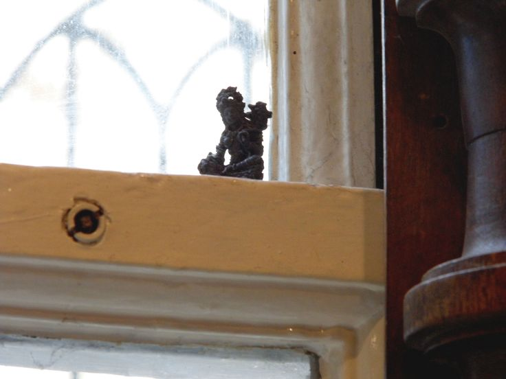 A little bit of quirky detail from the shop