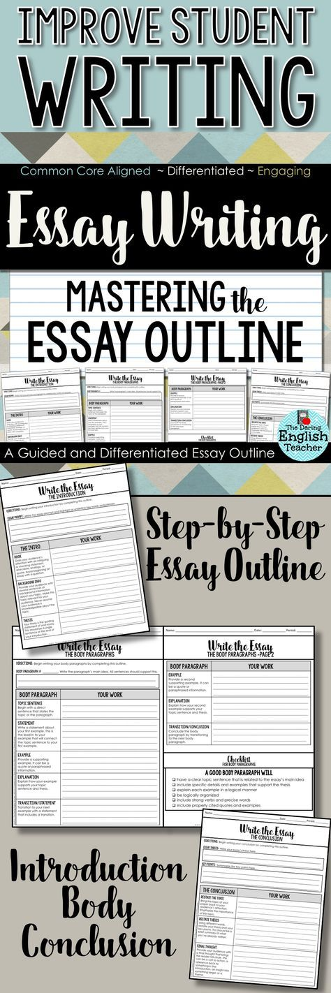 The 25+ best Persuasive essay outline ideas on Pinterest - essay outline