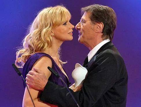 Veronica Ferres mit Udo,