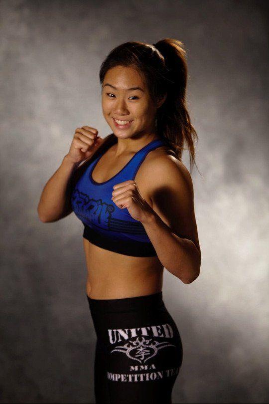 Image result for Angela Lee mma fighter