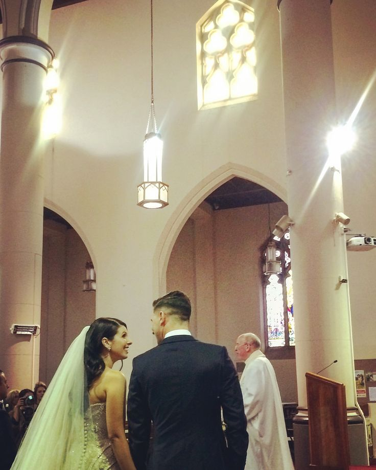 ❤Congratulations to the beautiful couple ❤❤ #stmonicaschurch #mooneeponds  #melbournelifelovetravel #weddedbliss #bride #groom #holymatrimony #church #melbourne #wedding #weddingceremony #love #instalove #bliss #joy #union #marriage #singer  #giglife  #music #loveit #instagood #funtimes #instamoments #instagood #instamusic #singing #vocalist #performing #instawedding