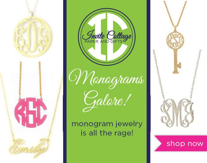 Personalized & Monogrammed Gifts | Unique Monogram Gift Ideas | Buy Customized Wedding Gifts Online