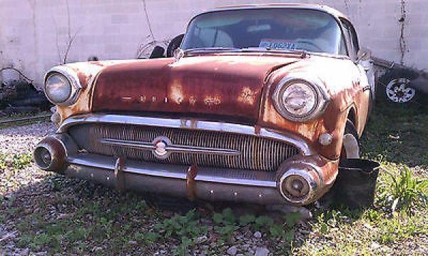 Buick : Other 4 doors 1957 Buick Sedan 4 doors - http://www.legendaryfind.com/carsforsale/buick-other-4-doors-1957-buick-sedan-4-doors-2/