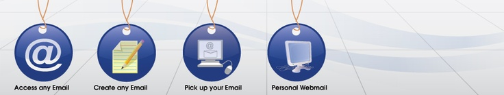 Login with any email address | Pick Up Mail