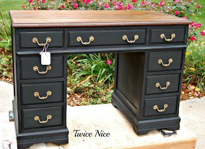 Twice Nice Classic Desk Desks Vanities Pinterest Nice Desks And Classic