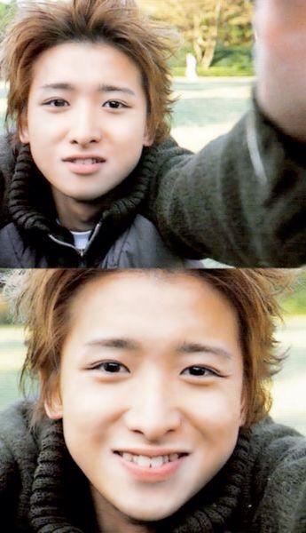 Dat smile tho satoshi_ohno