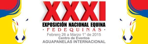 31 Exposición Nacional Equina 2015