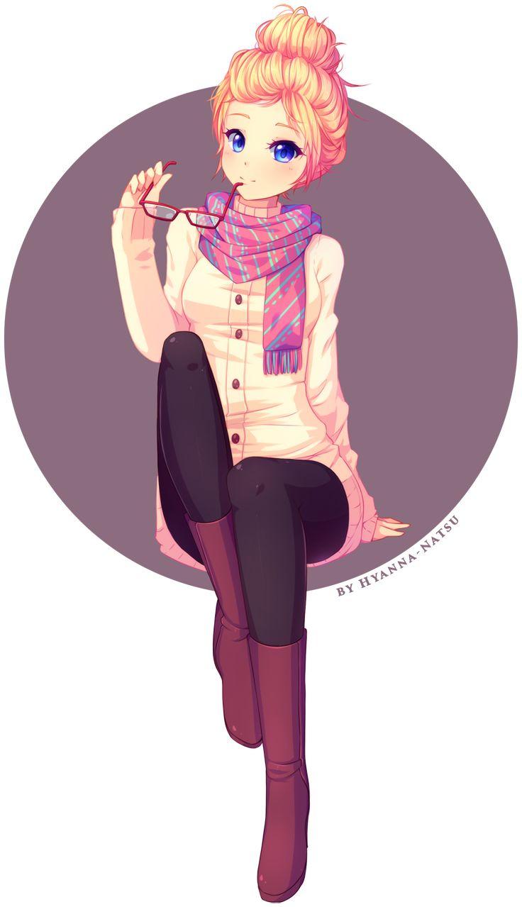Commission - Erika [Speedpaint] by Hyanna-Natsu.deviantart.com on @DeviantArt