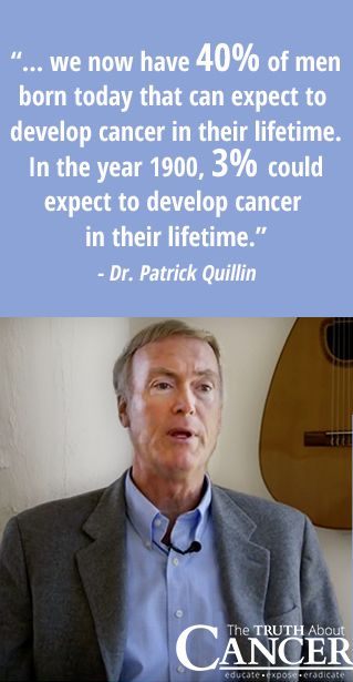 If you have cancer, you need to give extra thought and care to what you're eating. Nutrition expert Dr. Patrick Quillin reveals 5 must know facts about nutrition and cancer. // The Truth About Cancer