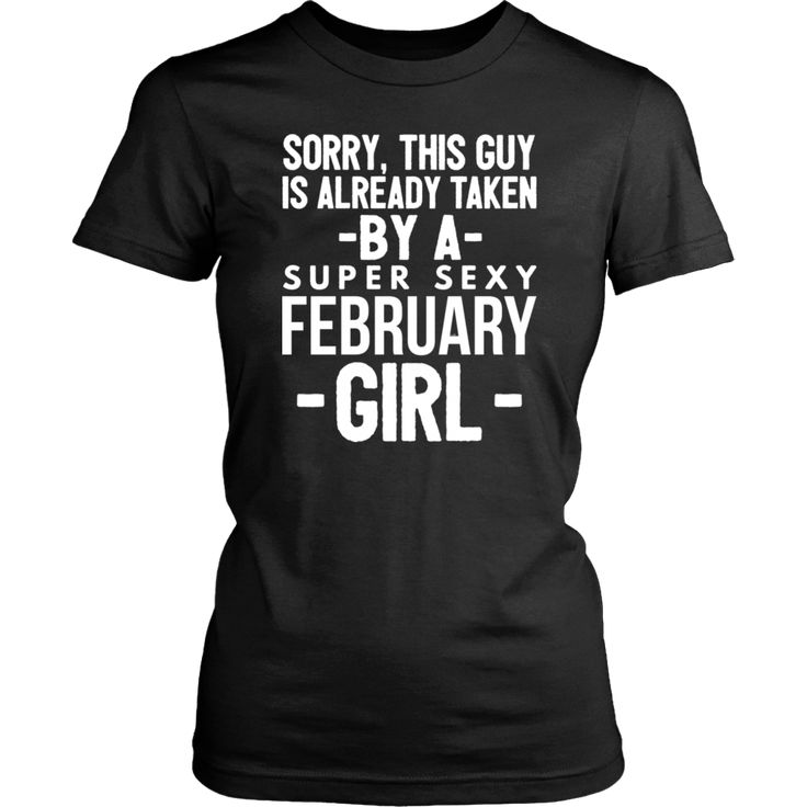 Queens Are Born In February Birthday Gift T-Shir