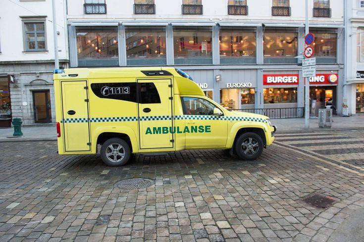 Bergen kan få en helt ny type ambulanse.    Bergen can get a brand new type ambulance. Read the article in Norwegian: http://www.ba.no/nyheter/helsevesen/bergen-kan-fa-en-helt-ny-type-ambulanse/s/5-8-199783