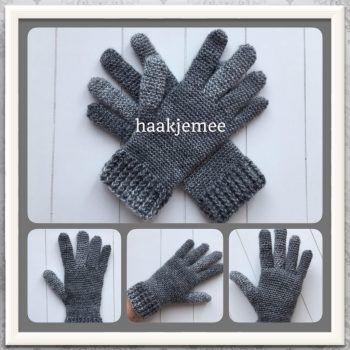 Een gratis Nederlands haakpatroon van een paar mooie handschoenen. Wil jij ook lekker warme handschoenen haken? Lees dan snel verder over het patroon.