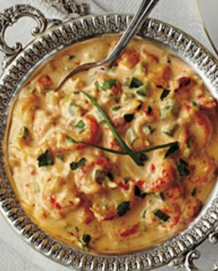Hot Crawfish Dip MS Style