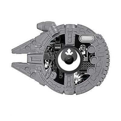 Chollo en Amazon España: Cámara Lexibook del Halcón Milenario de Star Wars por solo 22,80€ (un 54% de descuento sobre el precio de venta recomendado)