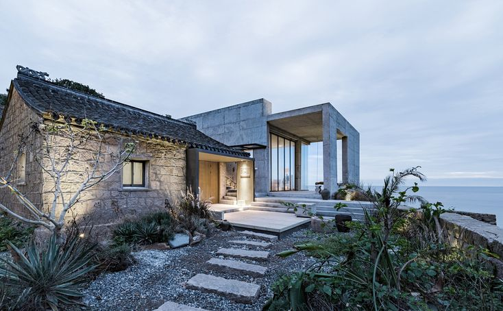 Gallery of Rural House Renovation in Zhoushan / Evolution Design - 20