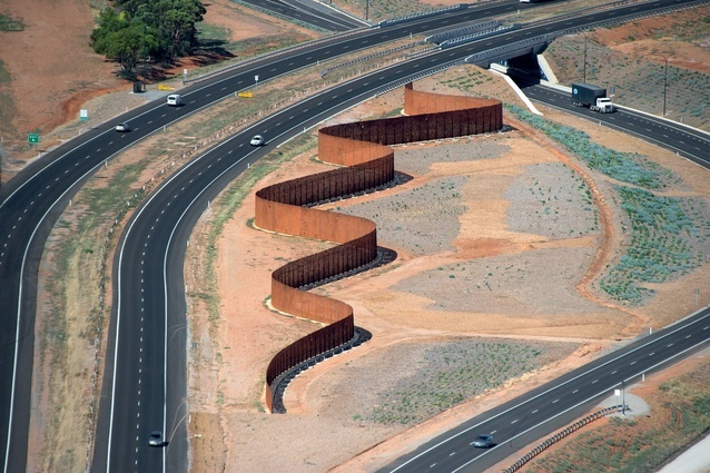 Taylor Cullity Lethlean's Northern Expressway project. Image: John Gollings