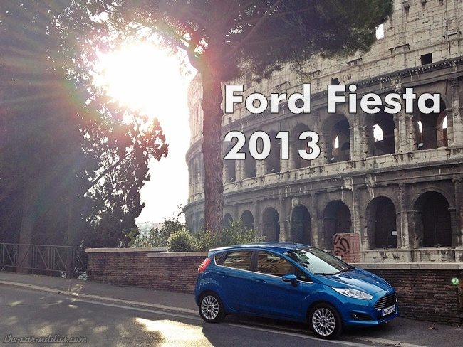 The-Car-Addict.com: Ford Fiesta 2013 Photo Gallery - The Car Addict Autoblog