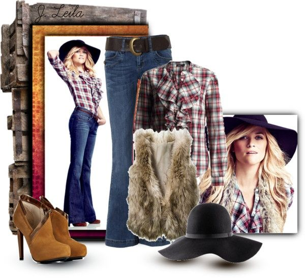 Дикий запад! – стиль вестерн в одежде