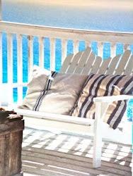Ahhh · Seashore DecorBeach FurnitureAdirondack ...