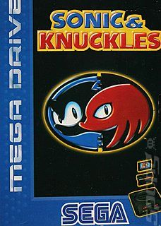 Sonic and Knuckles (Sega Mega Drive)