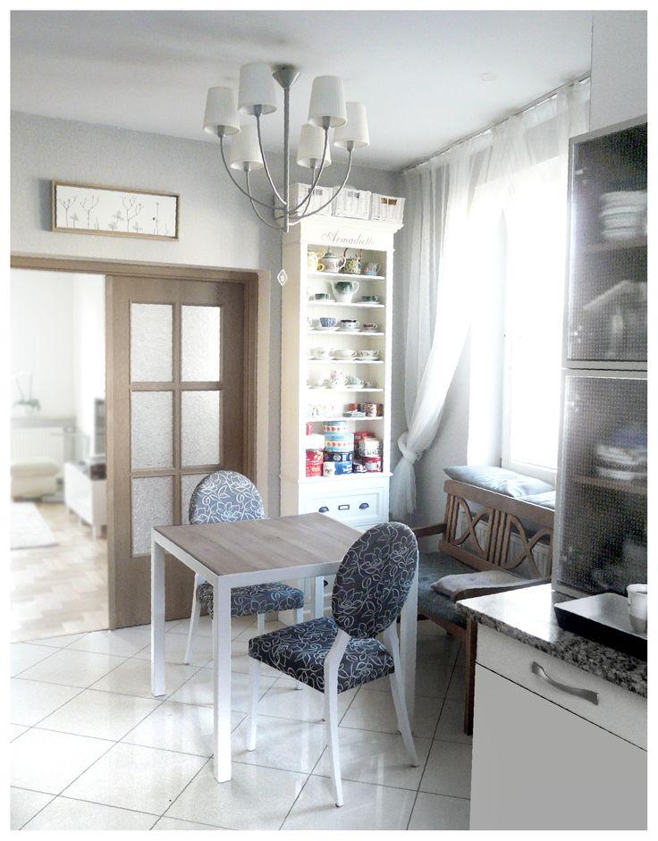 www.kwadratowymetr.pl Classic modern interior.