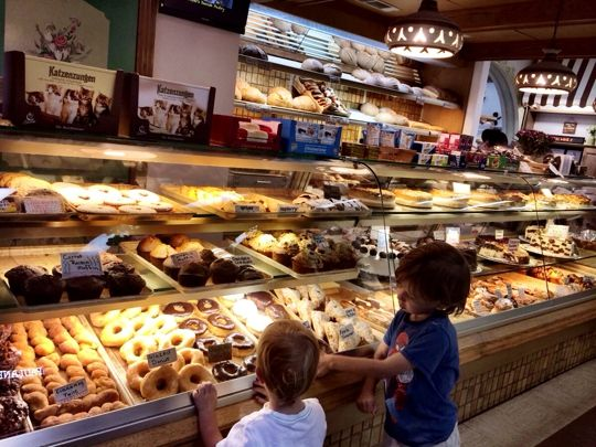 Hofer's Bakery and Cafe - Helen, GA - Kid friendly restaurant reviews - Trekaroo