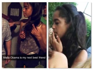 """Malia Obama Beer Pong Compared To First Daughter Smoking """"Pot"""" Weed  Radar Online explains that Malia Ann Obama was recently caught on camera smoking weed. The 18-year-old was seen smoking what appeared to be a joint at Lollapalooza. According to New York Postthe festival took place last month in Chicago and of course the media has blown the situation out of proportion.  The situation reminds us of the First Daughter's beer pong incident at Brown University last year. After someone posted a…"""