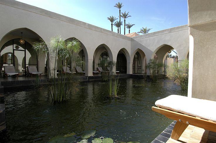 Spa Cinq Mondes au Club Med La Palmeraie Marrakech, Maroc