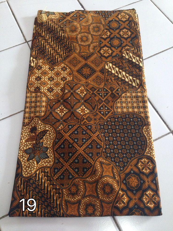 20 best Kain Batik images on Pinterest  Weaving Textile design